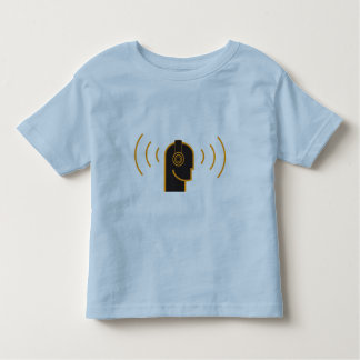 Keep Your Music Loud Toddler T-shirt