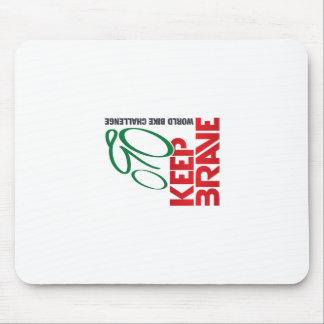 KeepBrave official gadget Mouse Pad