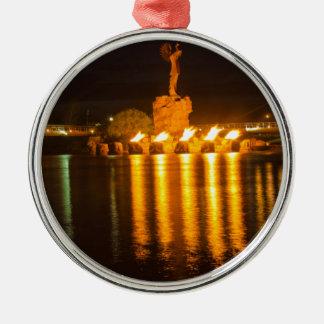 Keeper Metal Ornament