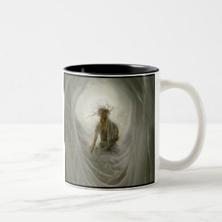Keeper of the Forest Light Two-Tone Coffee Mug