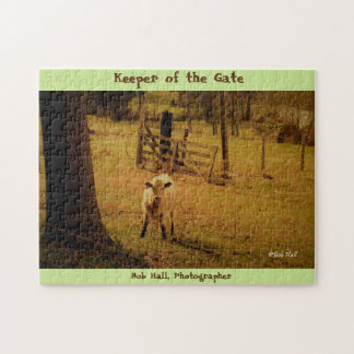 Keeper of the Gate Jigsaw Puzzle