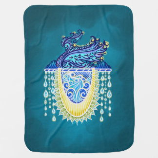 Keeper of the light, positivevibes, healing baby blanket