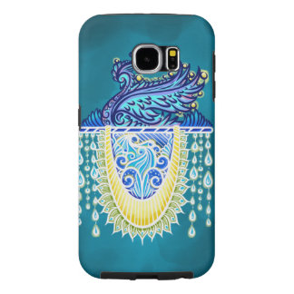 Keeper of the light, positivevibes, healing samsung galaxy s6 cases