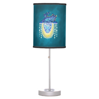 Keeper of the light, positivevibes, healing table lamp