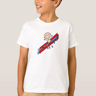 Keeping Cool On The Water Slide Shirt