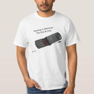 Keeping it Old School - Flip T-Shirt