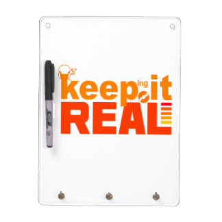 Keeping It Real custom message board