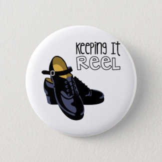 Keeping it Reel 2 Inch Round Button