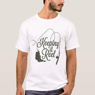 Keeping It Reel Bass Fishing Shirt