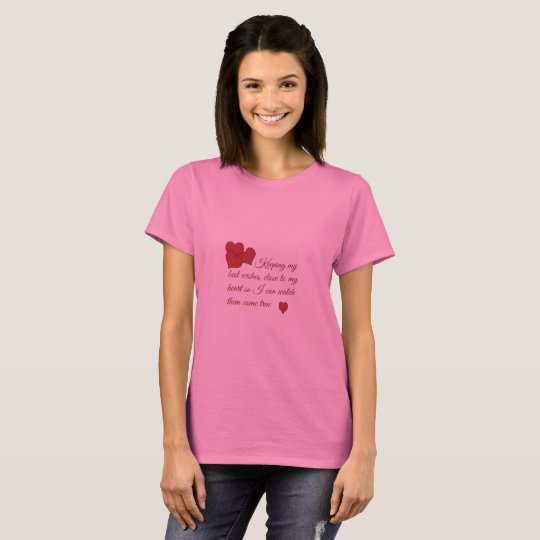 Keeping My Wishes Close - Women's Basic T-Shirt