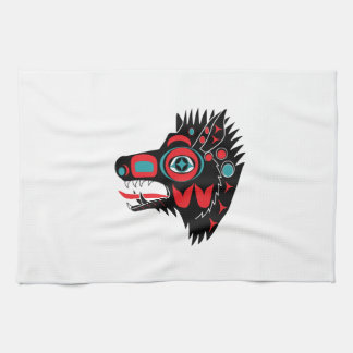 KEEPING THE WATCH KITCHEN TOWEL