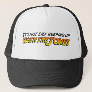 Keeping Up with the Jones Trucker Hat's Trucker Hat