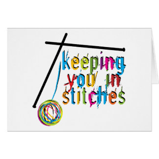 keeping you in stitches-knit card