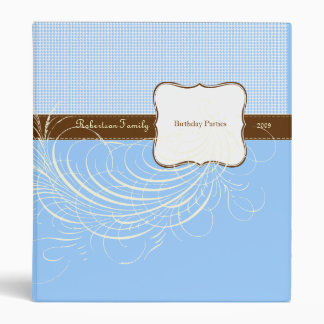Keepsake Binder