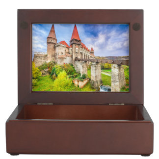 Keepsake Box Corvin castle