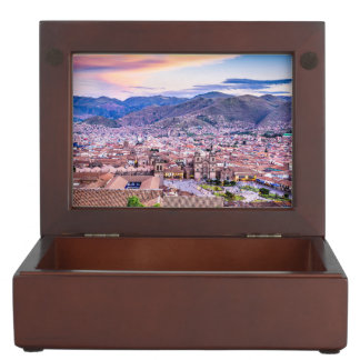 Keepsake Box Cusco