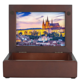 Keepsake Box Prague