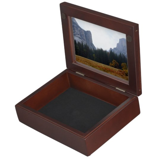 Keepsake Box - Yosemite National Park in Autumn