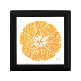 Keepsake Boxes - Orange you glad . . .