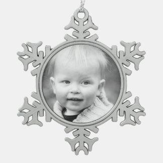 Keepsake Family Ornament - Add Your Photo