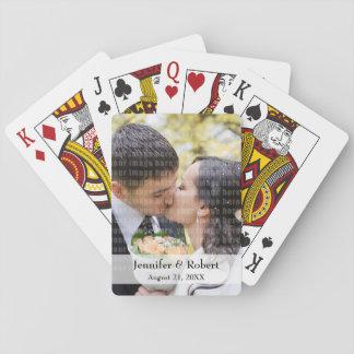 Keepsake Photo Playing Cards