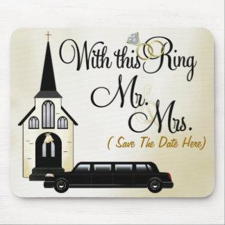 KeepSake Wedding  Mousepad