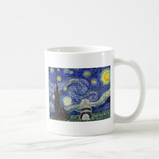kees-Gogh-Starry-Night Coffee Mug