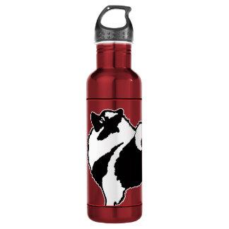 Keeshond Graphics 710 Ml Water Bottle