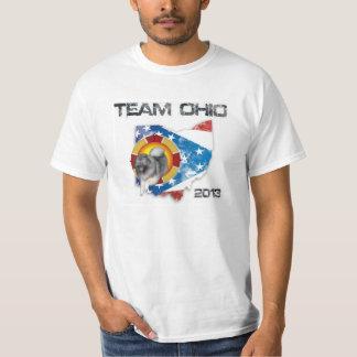 """Keeshond """"Kalei"""" T-shirt"""
