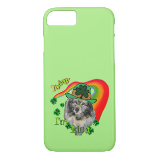 Keeshond St Patricks Day iPhone 8/7 Case