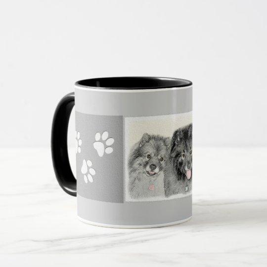 Keeshonds Mug