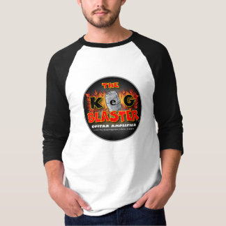 KEG BLASTER BASEBALL T T-Shirt