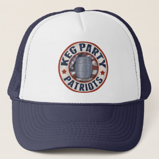 Keg Party Patriots II Trucker Hat