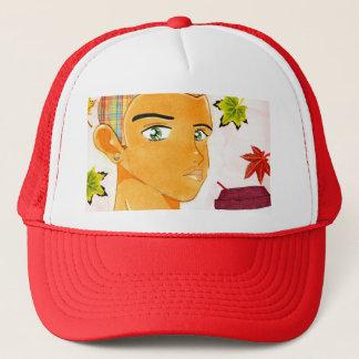 Kei Trucker Trucker Hat