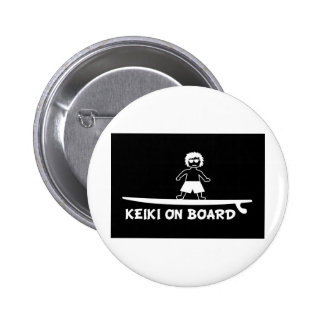 Keiki On Board.JPG Pinback Button