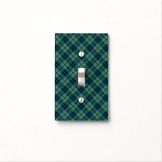 Keith Clan Ancient Tartan Light Switch Cover