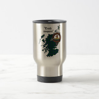 Keith Clan Badge Travel Mug