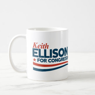 Keith Ellison Coffee Mug