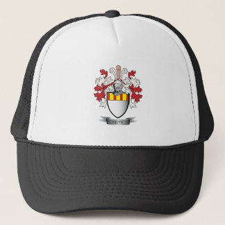 Keith Family Crest Coat of Arms Trucker Hat