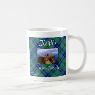 Keith's Dunnottar Castle Ale Cup