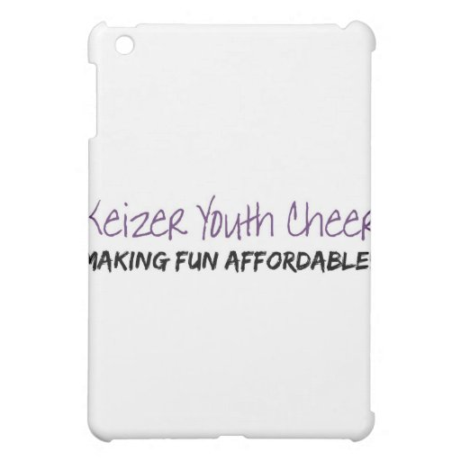 Keizer Youth Cheer Case For The iPad Mini