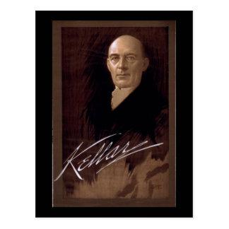 Kellar Postcard