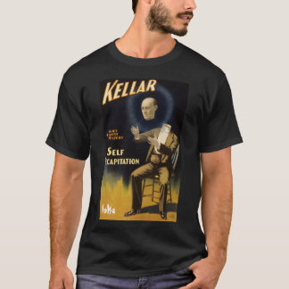 Kellar The Magician Self Decapitation Tee by KoWa