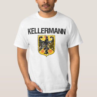 Kellermann Last Name T-Shirt