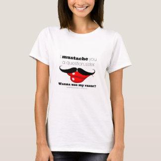 Kelley's Break Room (mustache) T-Shirt