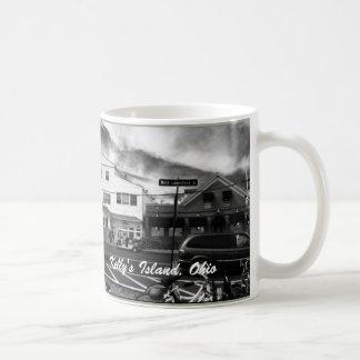 Kelley's Island, Ohio Street Photo Mug