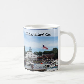 Kelley's Island Portside Marina Ohio Mug