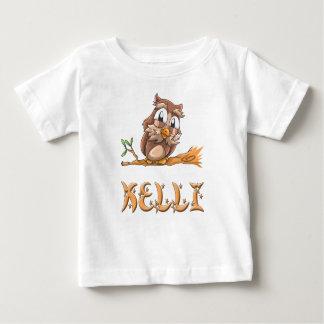 Kelli Owl Baby T-Shirt