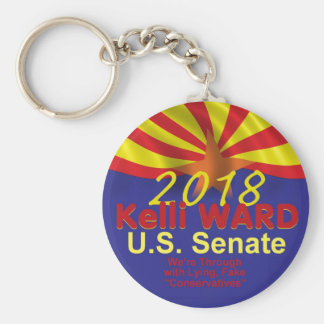 Kelli WARD AZ 2018 Keychain