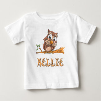 Kellie Owl Baby T-Shirt